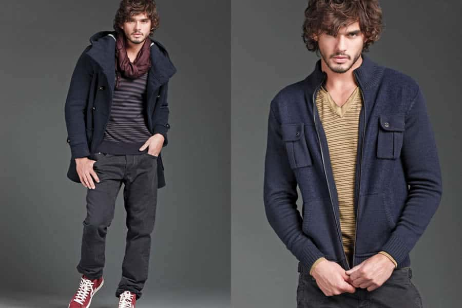 Gaudì Autumn/Winter 2012 Men's Lookbook - Image #15