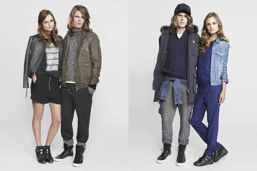 The Kooples Autumn/Winter 2012 Men's Sport Lookbook - Image #2