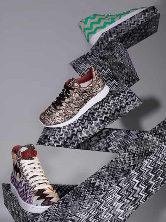 Converse x Missoni Archive Project