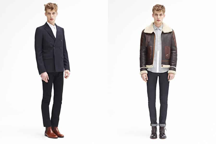 Sandro Autumn/Winter 2012 Men's Lookbook - Image #7