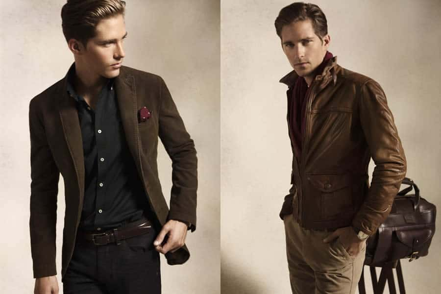 Massimo Dutti September 2012 Men's Lookbook - Image #4