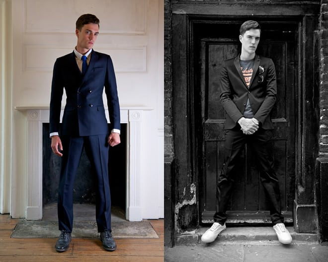 Timothy Everest + Superdry Collection Lookbook
