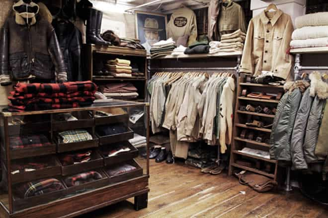 The Vintage Showroom Retail Outlet