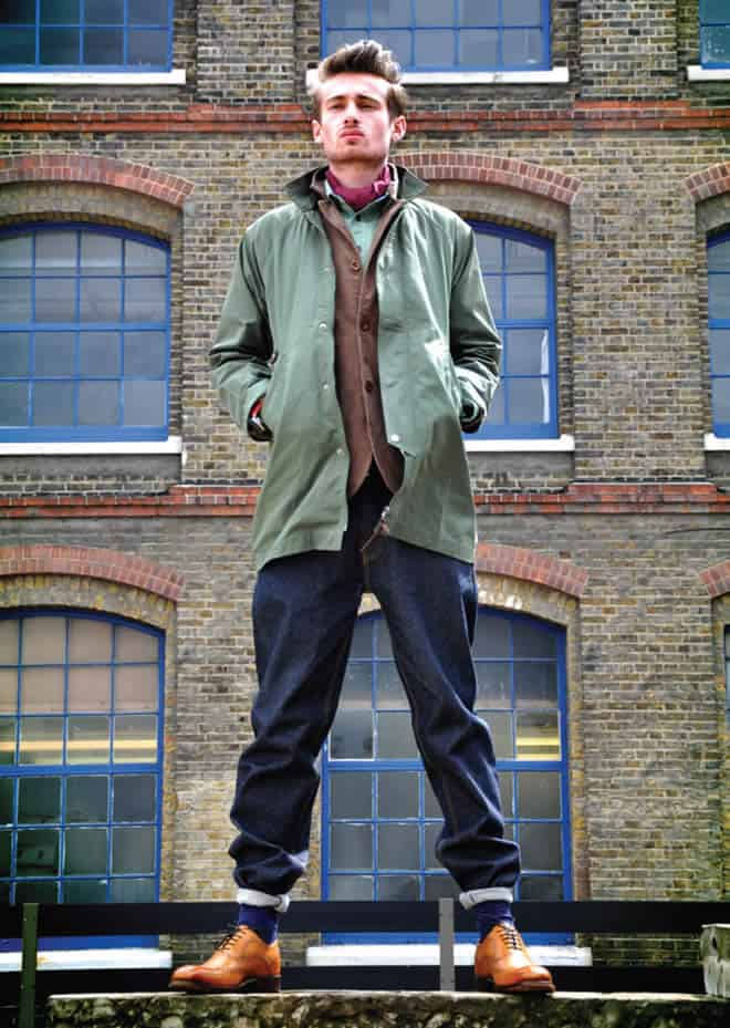 Marshall Artist SS13 Collection Lookbook