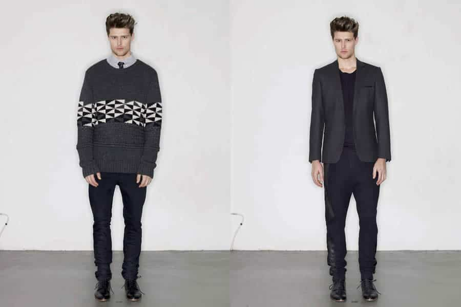 Avelon Autumn/Winter 2012 Men's Lookbook - Image #8
