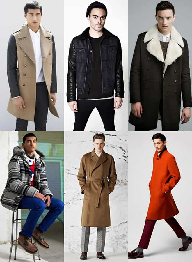 Men's Blockbuster Coats Lookbook