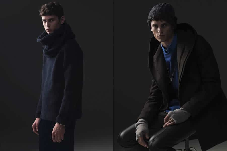 Edition's Autumn/Winter 2012 Men's Lookbook - Image #1