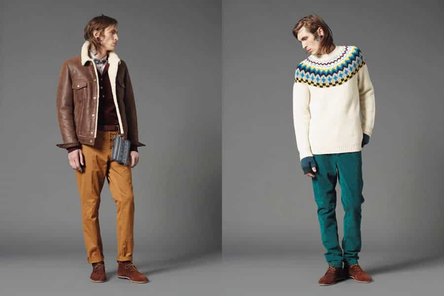 Mauro Grifoni Denim Autumn/Winter 2012 Men's Lookbook - Image #2