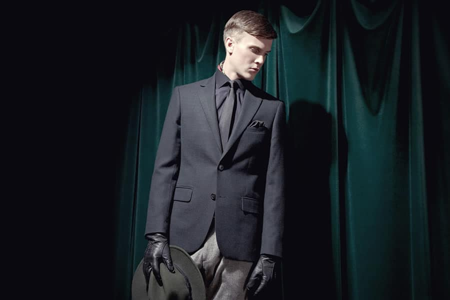 Reiss Autumn/Winter 2012 Prepare To Party Part 1 Men's Lookbook - Image #7