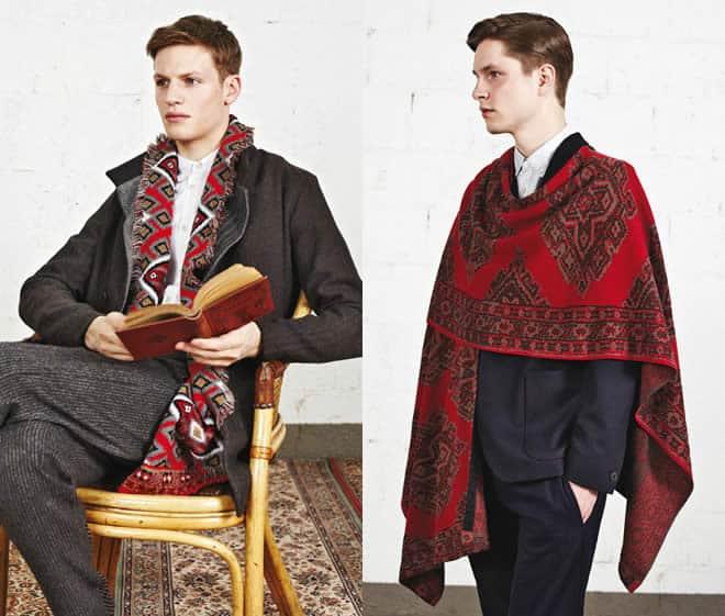 Stephen Schneider Autumn/Winter 2012 Collection