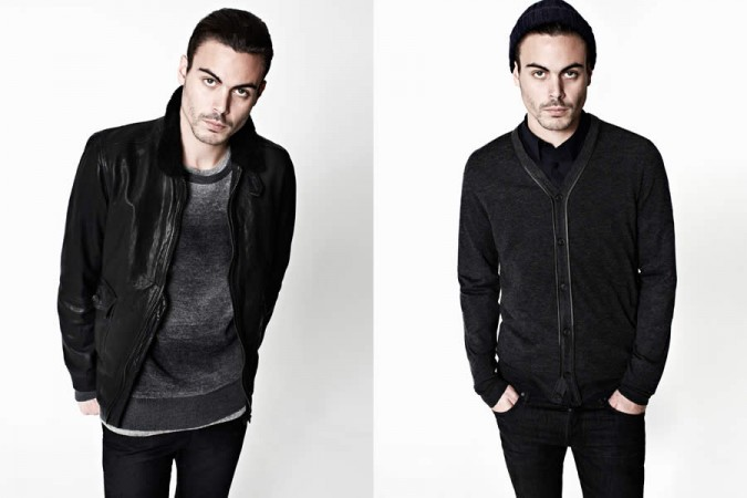 Lookbook Thu 2012 cho Nam - AllSaints