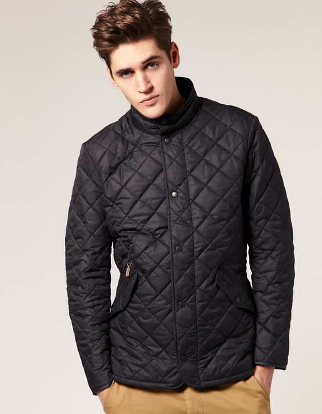 Barbour Chelsea Sports Quilted Jacket