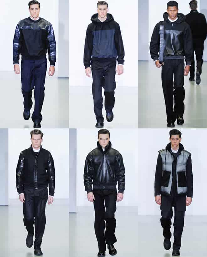 Calvin Klein Collection - Sports Luxe AW12