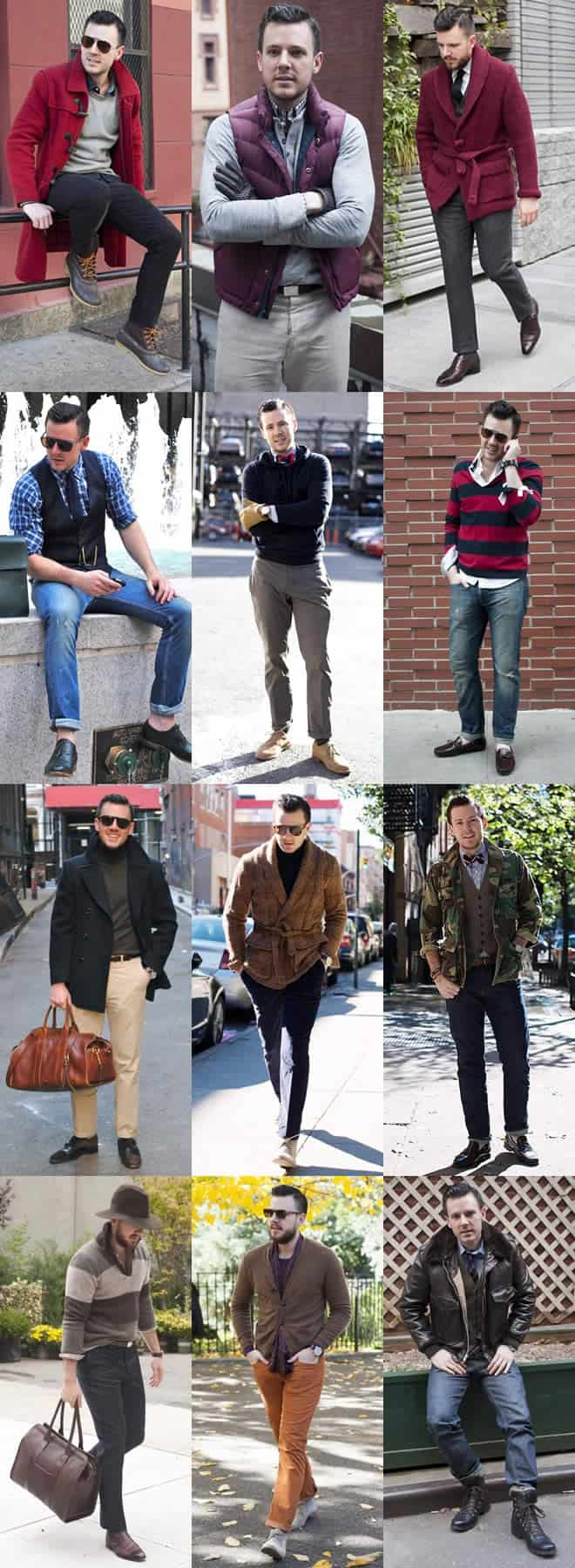 Dan Trepanier - The Style Blogger Lookbook