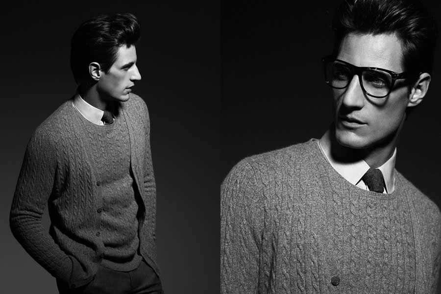 Zara Edition Man Autumn/Winter 2012 Lookbook - Image #12
