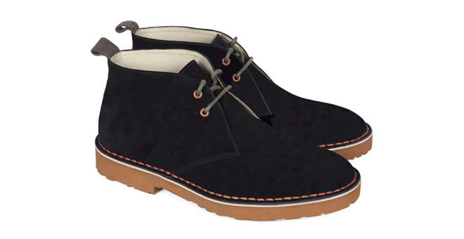 Hemingway Design for Hush Puppies x Topman General Store