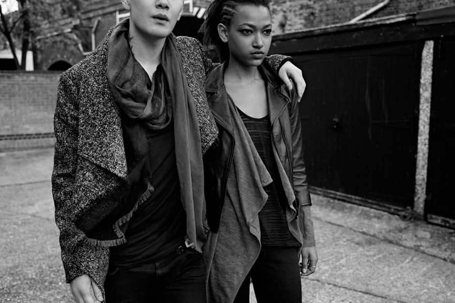 H&M Divided The Grey Concept Autumn/Winter 2012 Advertising Campaign - Image #8
