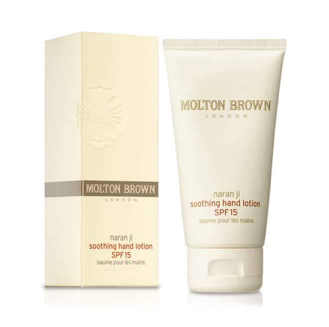 Molton Brown Naran Ji Soothing Hand Lotion SPF 15