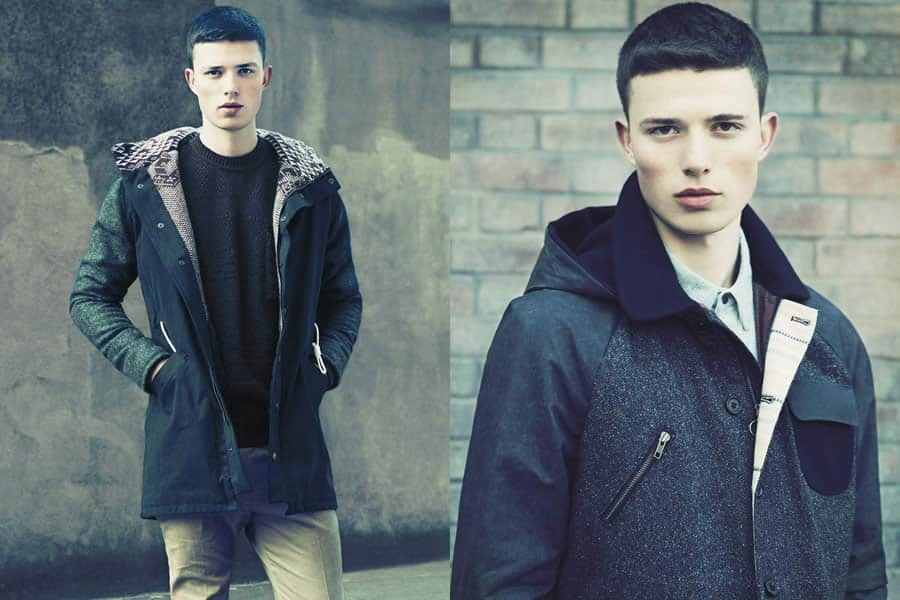 Percival Autumn/Winter 2012 Men's Lookbook - Image #2