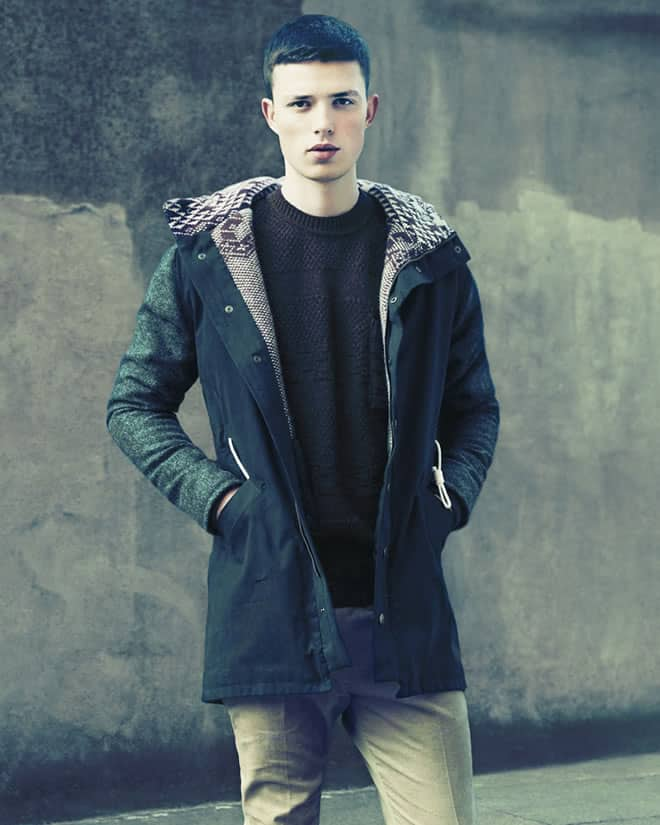 Percival Autumn/Winter 2012 Collection Lookbook