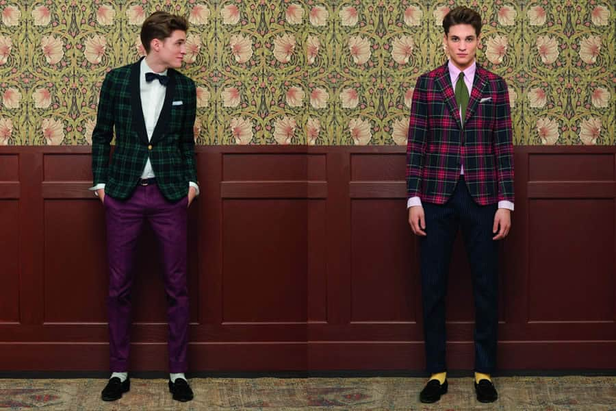 GANT Rugger Holiday Collection 2012 Men's Lookbook - Image #2