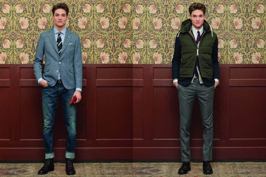 GANT Rugger Holiday Collection 2012 Men's Lookbook - Image #1