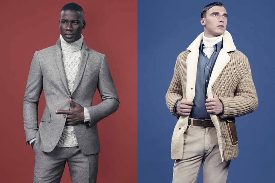 Barneys Autumn/Winter 2012 Men's Lookbook - Image #11