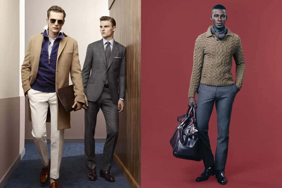 Barneys Autumn/Winter 2012 Men's Lookbook - Image #12