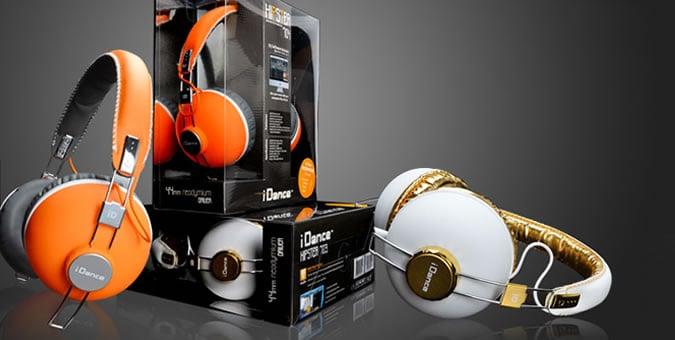 iDance Headphones