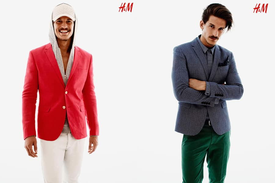 H&M Spring/Summer 2013 Men's Lookbook - Image #2