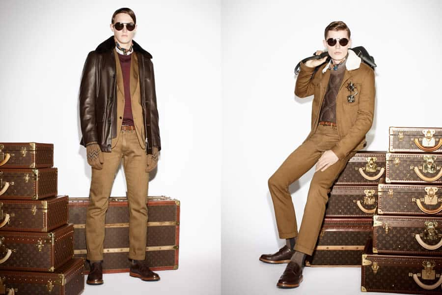 Louis Vuitton Autumn/Winter 2013 Pre-Collection Men's Lookbook - Image #8