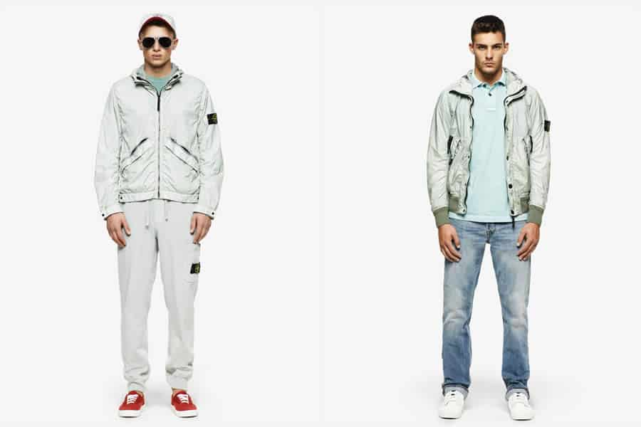 Stone Island Spring/Summer 2013 Men's Lookbook - Image #7