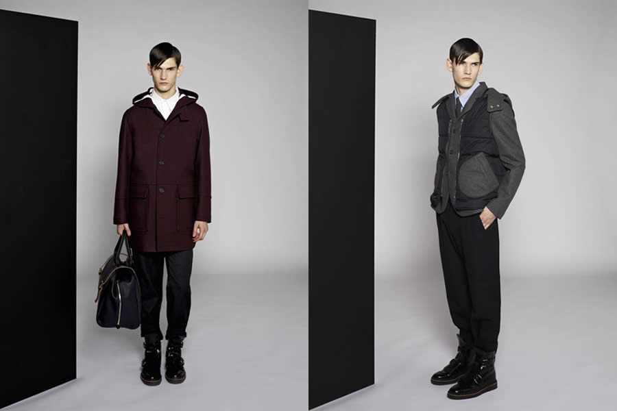 Marni Autumn/Winter 2013 Men's Lookbook - Image #7