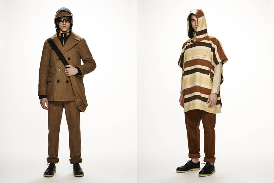 Woolrich Woolen Mills Autumn/Winter 2013 Men's Lookbook - Image #7