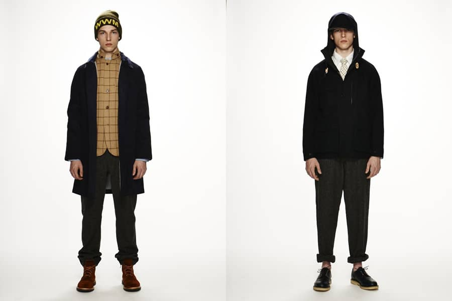 Woolrich Woolen Mills Autumn/Winter 2013 Men's Lookbook - Image #8