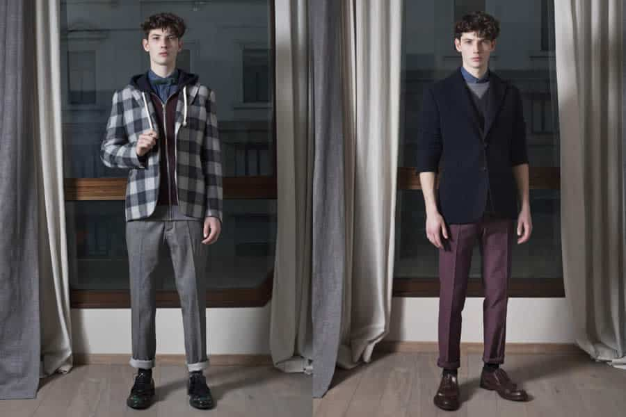 Christian Pellizzari Autumn/Winter 2013 Men's Lookbook - Image #8