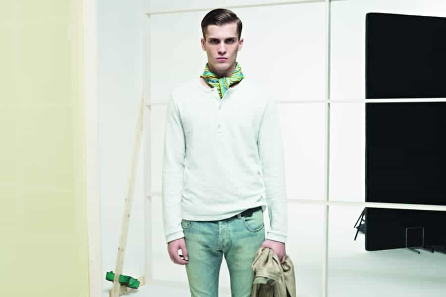 Reiss 1971 Spring/Summer 2013 Men's Lookbook - Image #11