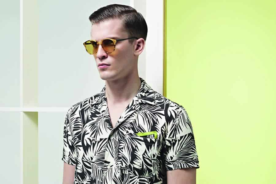 Reiss 1971 Spring/Summer 2013 Men's Lookbook - Image #1