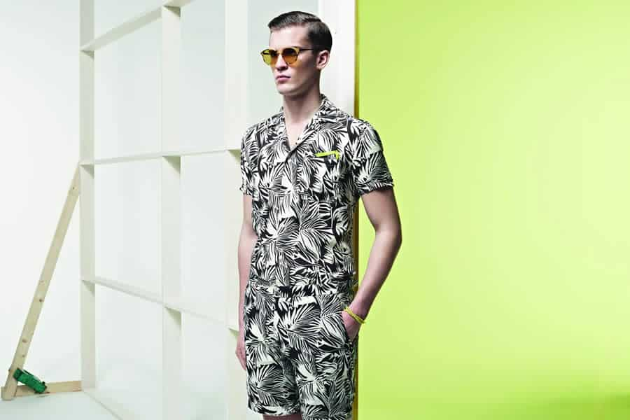 Reiss 1971 Spring/Summer 2013 Men's Lookbook - Image #7