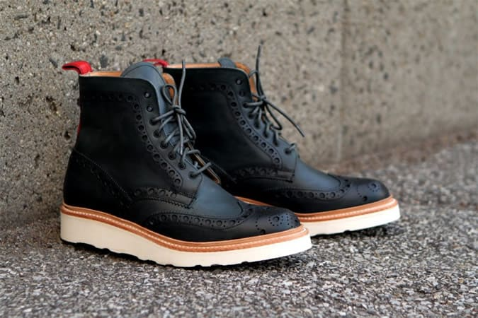 Ronnie Fieg for Grenson