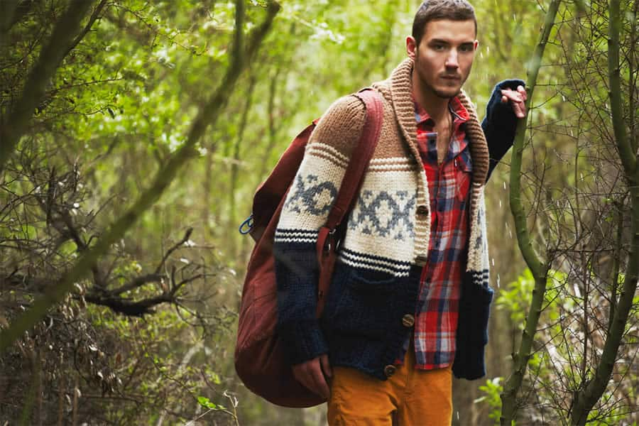 SAHAJA Autumn/Winter 2013 Men's Lookbook - Image #1