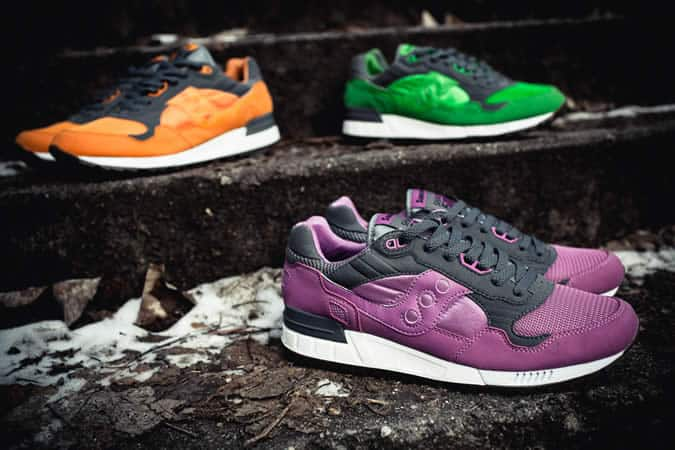 Solebox x Saucony Shadow 5000 'Three Brothers, Part 2'