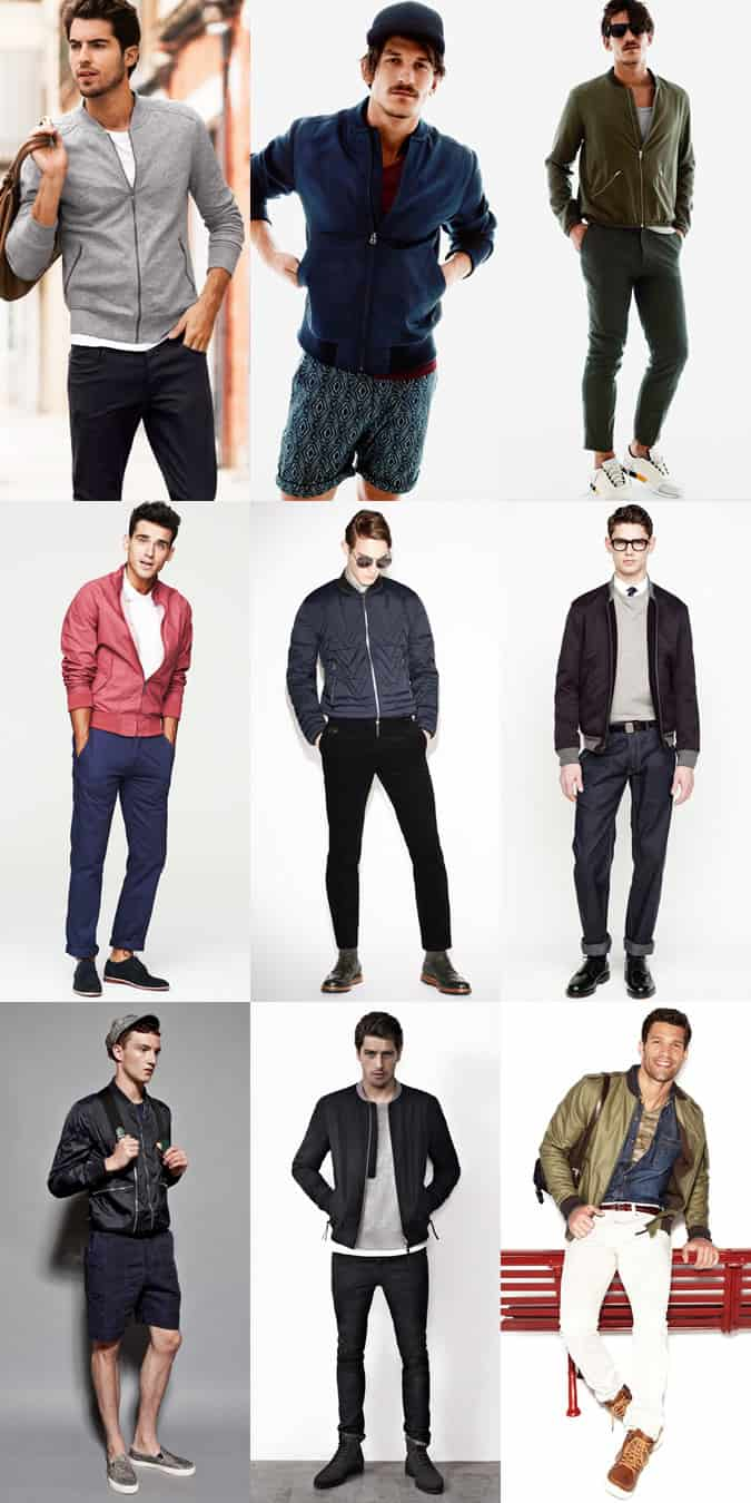 Men&39s SS13 Fashion Trend: Bomber Jackets | FashionBeans