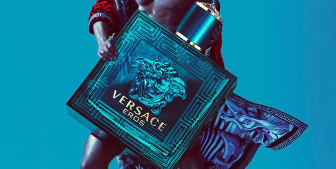 Versace Eros EDT & Aftershave