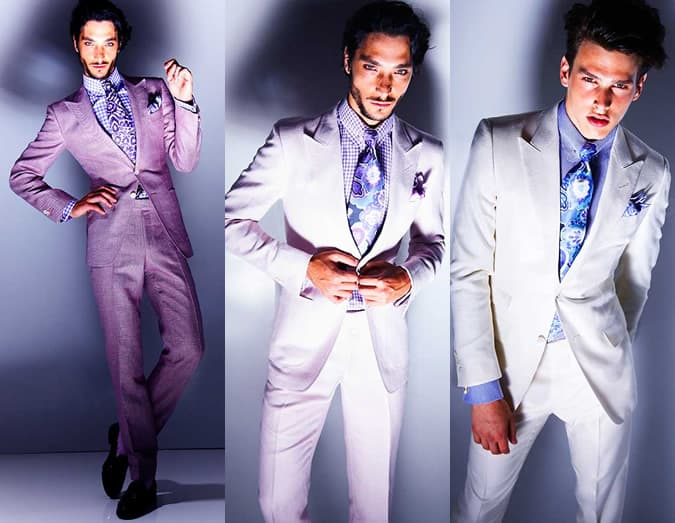 Tom Ford SS13 Lookbook