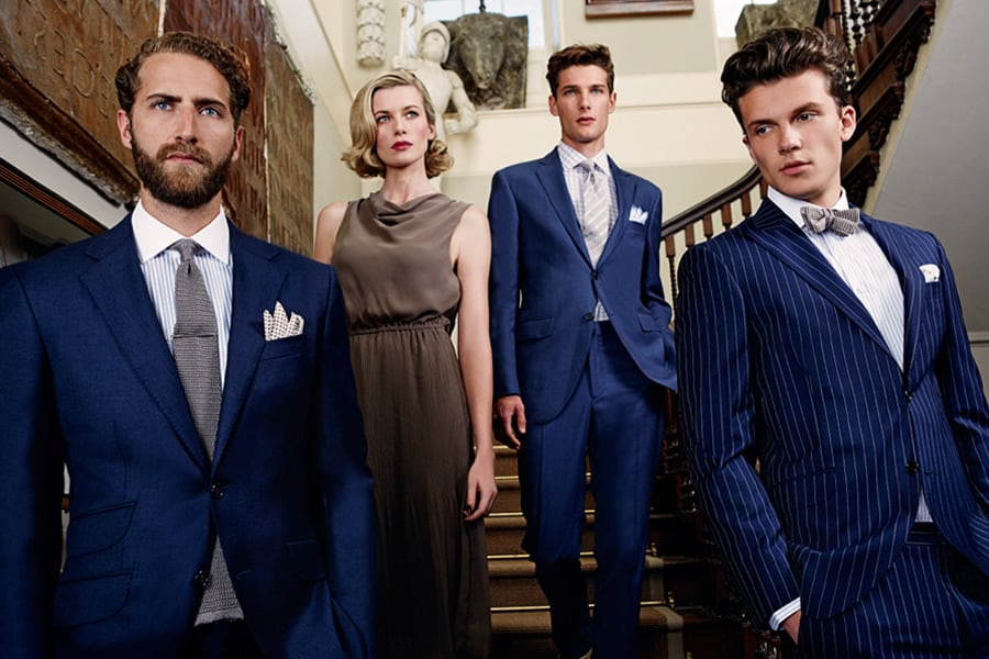 Hackett Spring/Summer 2013 Advertising Campaign - Image #1