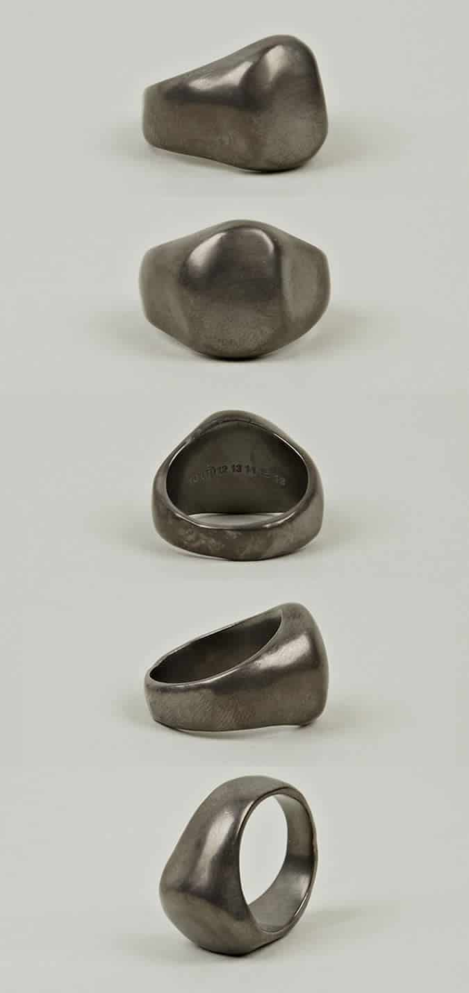 Maison Martin Margiela 11 Men's Casting Brass Ring