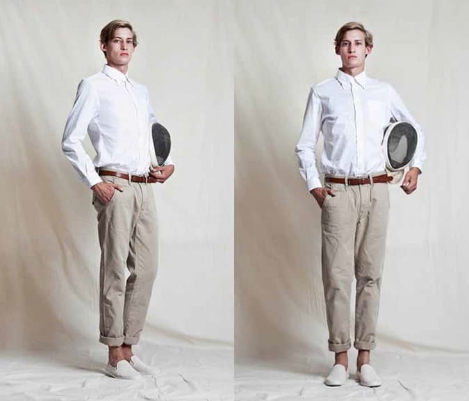 Mastering Quality Tradition SS13 lookbook