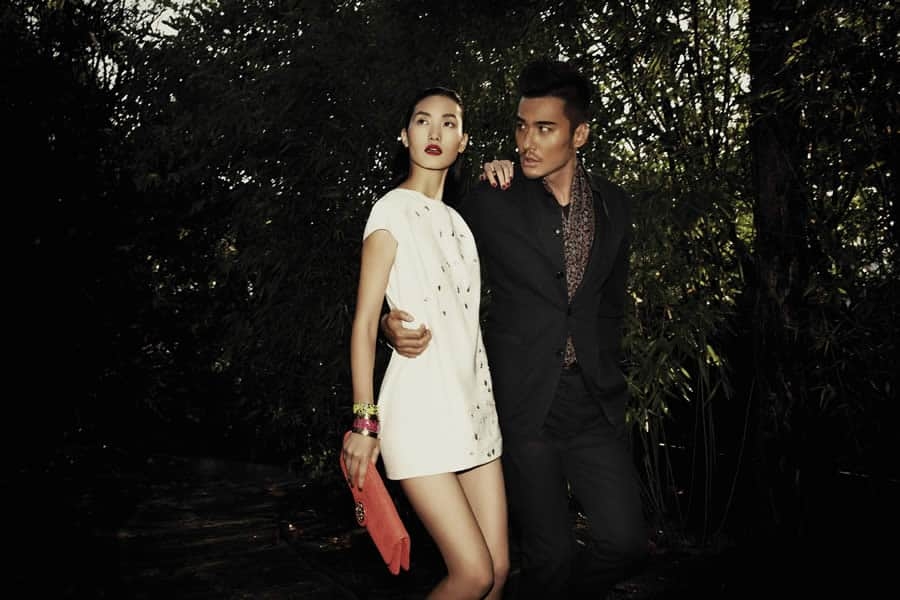 Shanghai Tang Spring/Summer 2013 Advertising Campaign - Image #2