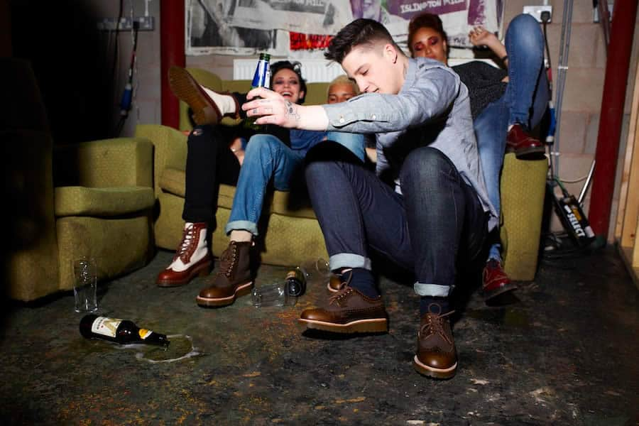 Dr Martens Spring/Summer 2013 Men's Lookbook - Image #4